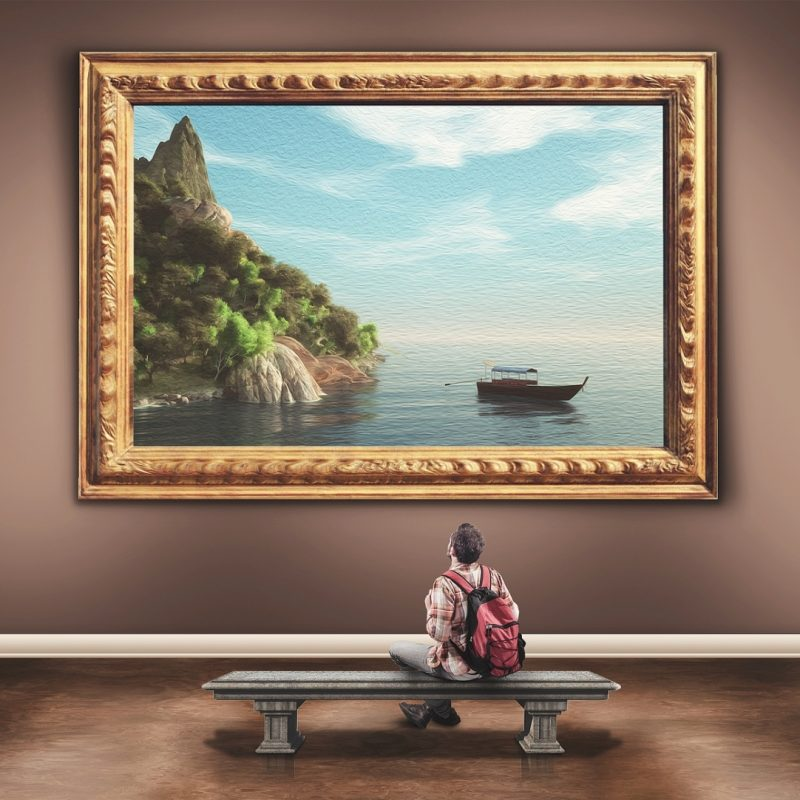 Shipping Paintings with Fine Art Shippers