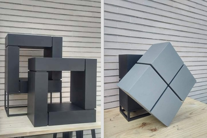 Carlos García Lahoz Has Introduced His New Art Projects