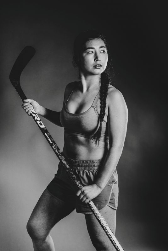 Bulbul Kartanbay – The First Kazakh Athlete to Play in the NWHL
