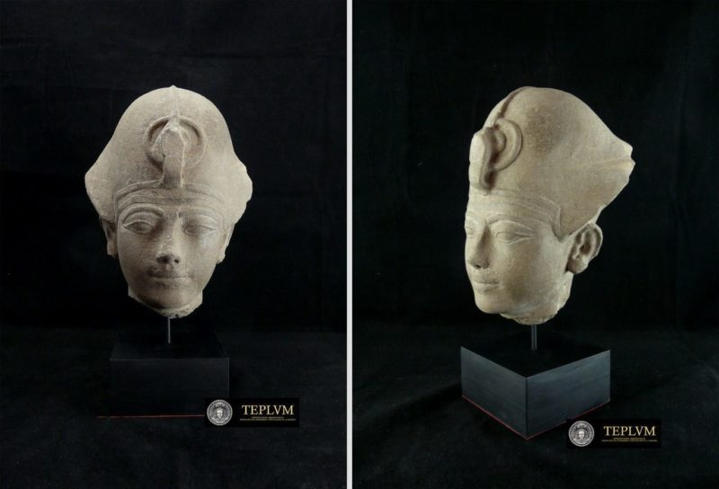 The Amazing Archaeological Reproductions by Teplvm