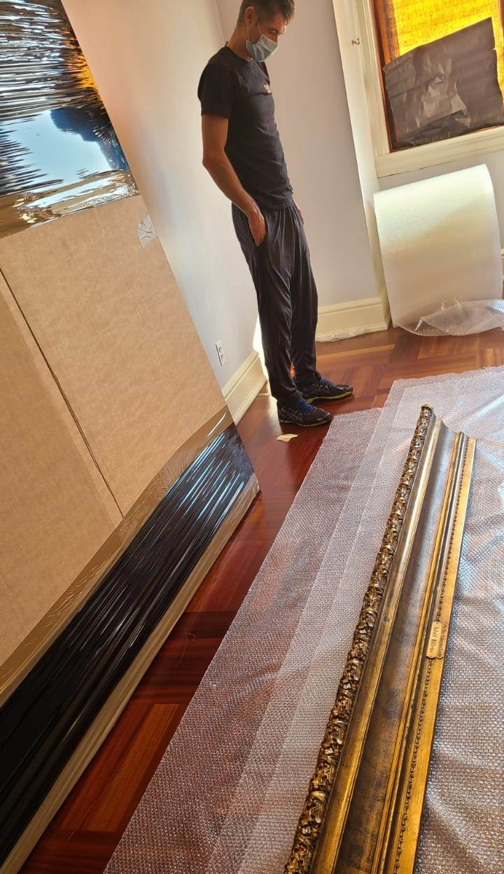Specialty Art Services of Framing and Installation