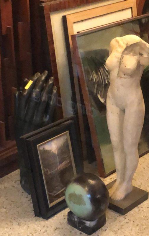 Transportation of Art & Antiques