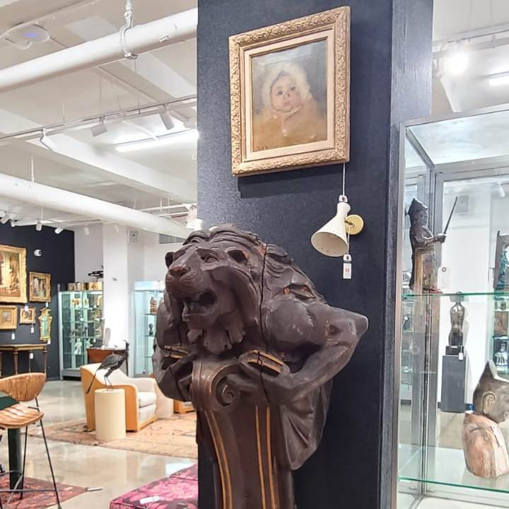 Fine & Decorative Art Objects at the Amazing Showplace