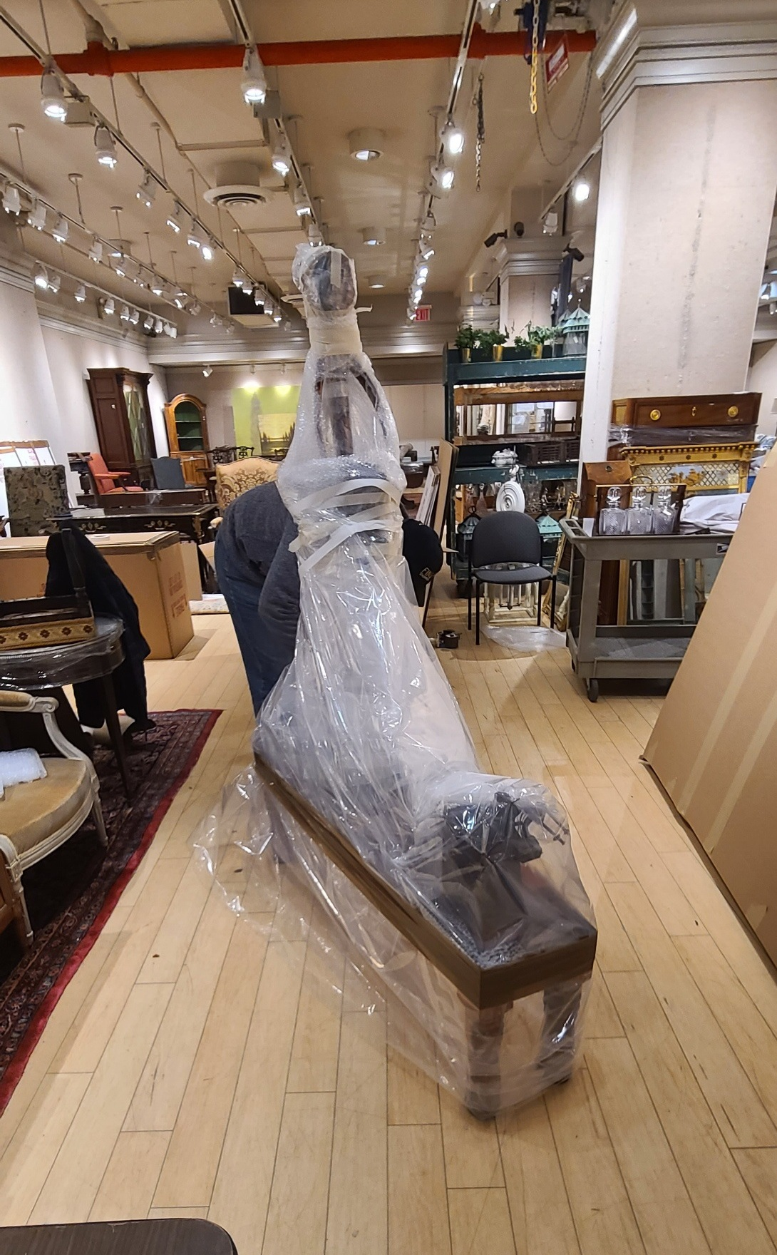 Art Pick-Up and Delivery in New York