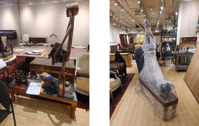 Art Pick-Up and Delivery in New York: Doyle Experience
