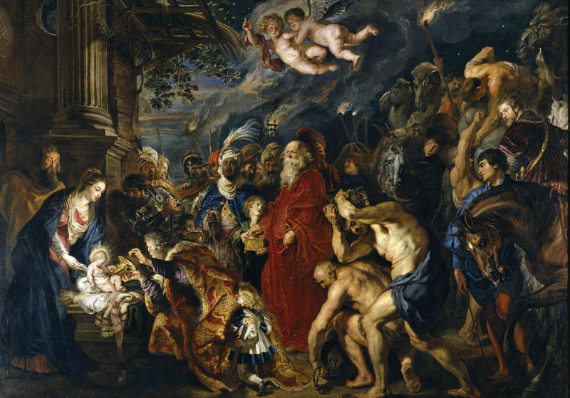 Top 5 Old Master Paintings to Enjoy This Christmas