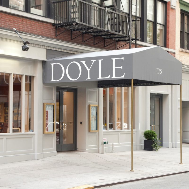 Doyle – One of the World's Best Auctioneers of Art and Collectibles