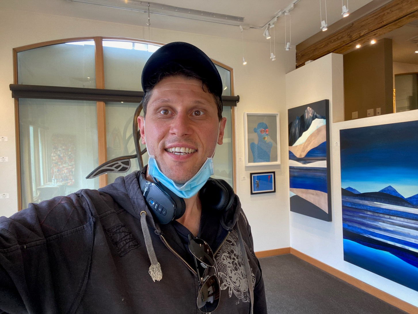 Working in Vail, a Unique Ski Resort Filled with Art