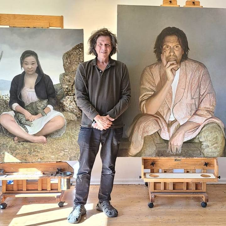 Vincent Desiderio – The Master of Realism and Storytelling