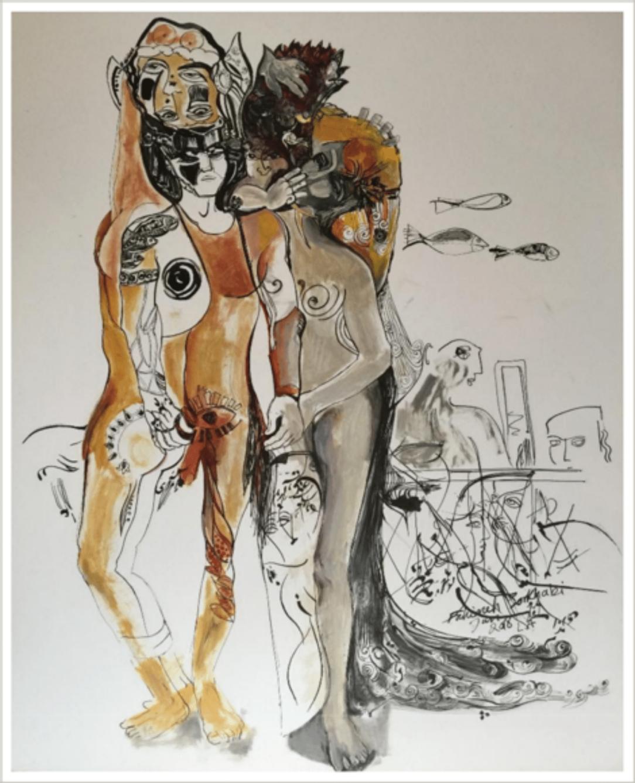 Fahimeh Sorkhabi – A Visual Artist Who Portrays Pure Senses