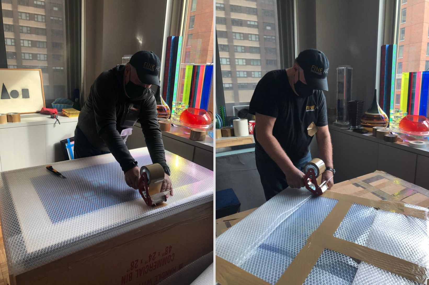 Tips for Packing and Shipping Art Prints & Paintings