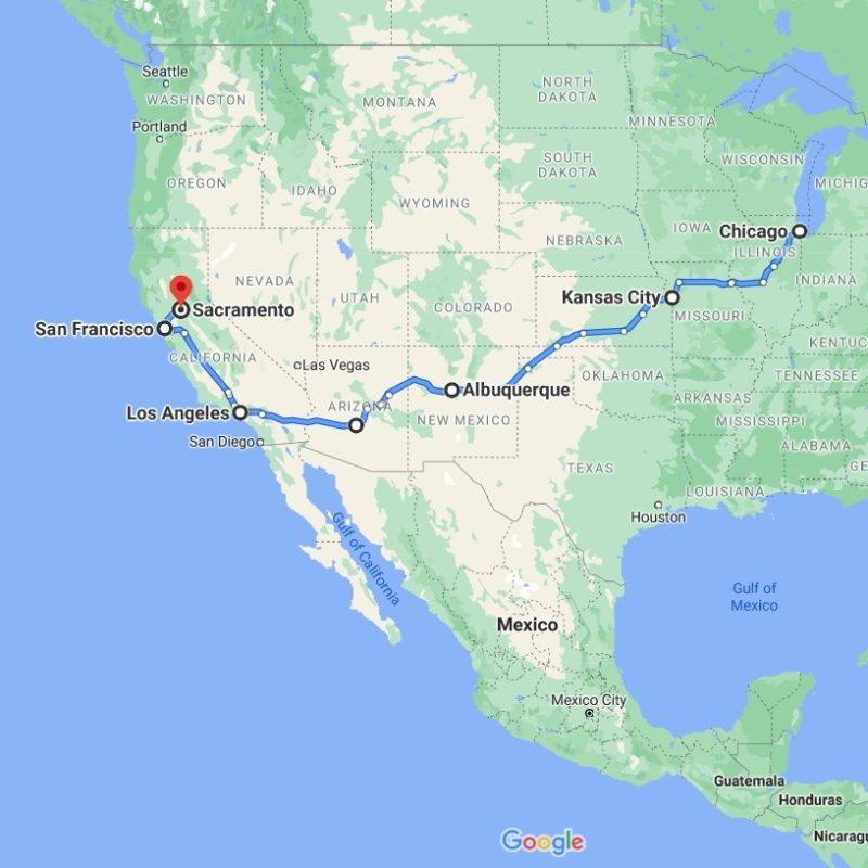 Art Shuttle Chicago – Sacramento Is Scheduled for February 12