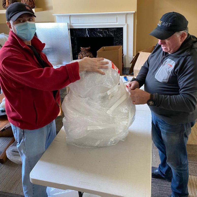 How to Pack Glass When Moving to Another Home