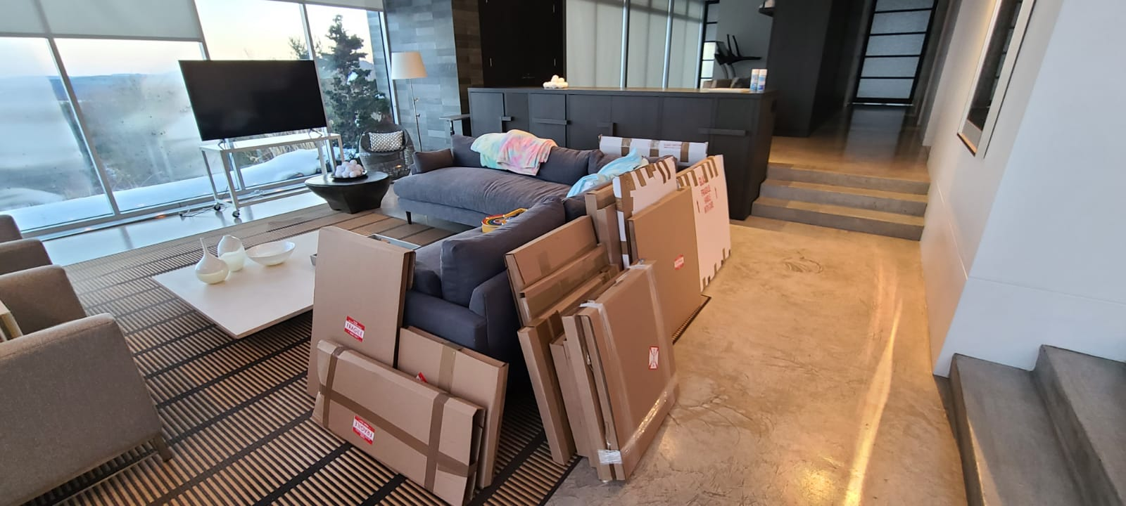 Luxury Home Moving Services in the United States