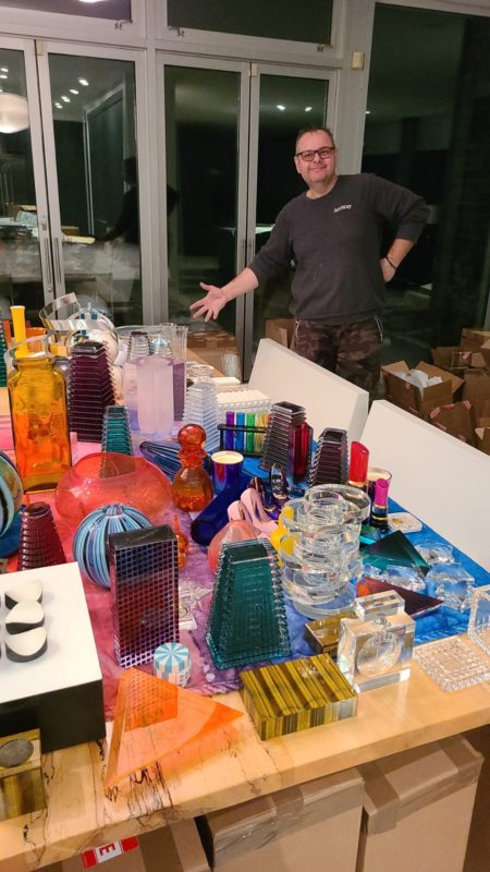 Fine Art Shippers specializes in shipping glass art of any kind