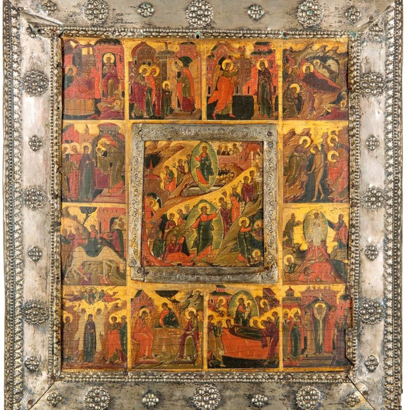 ARTinvestment.RU Will Host a Webinar Dedicated to Russian Icons