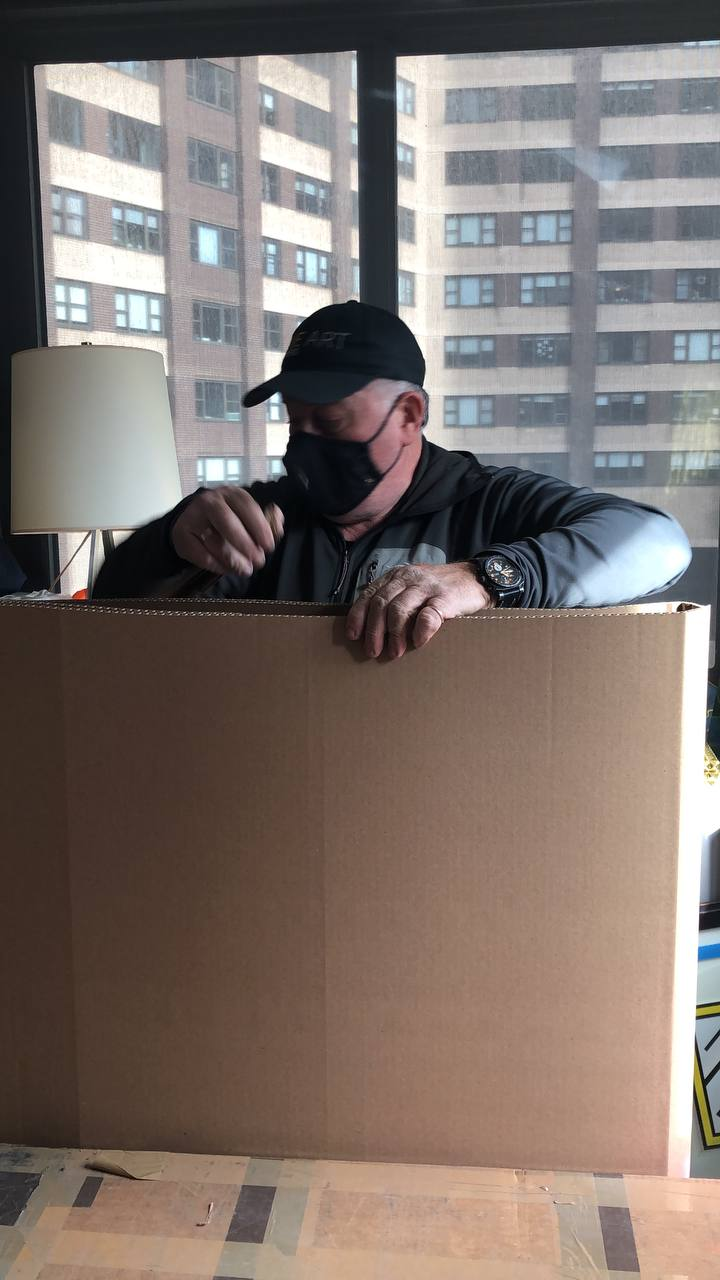 Packing and Shipping Art Prints & Paintings