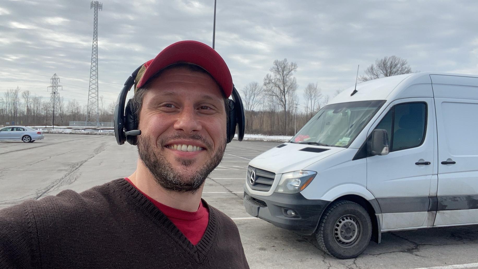 Delivering art to Detroit