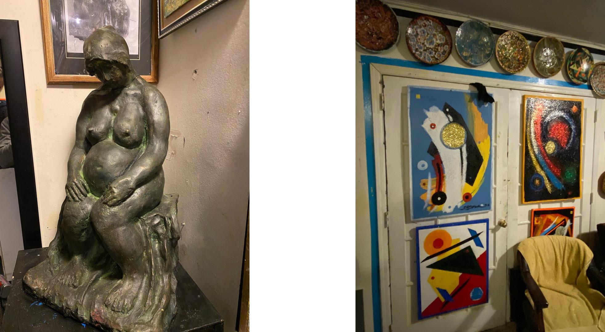 Visiting the Amazing Art Studio of Mikhail Zvyagin