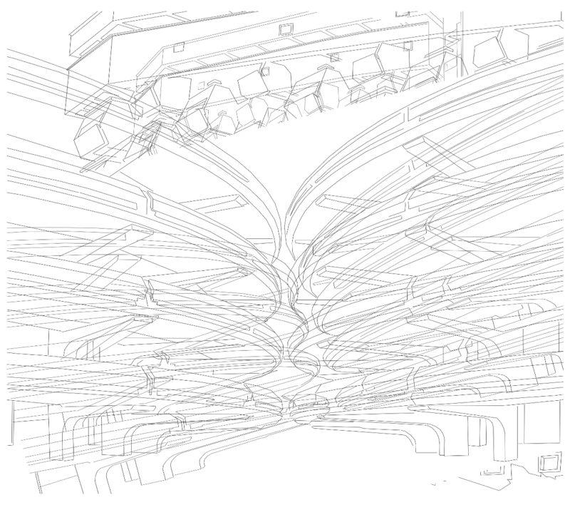 Paradigma: A Unique Series of Digital Art by Alejandro Vega Baró