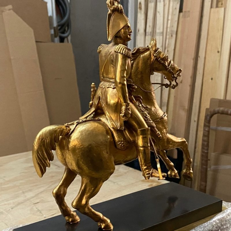 Art Packing and Shipping Services: Bronze Sculptures