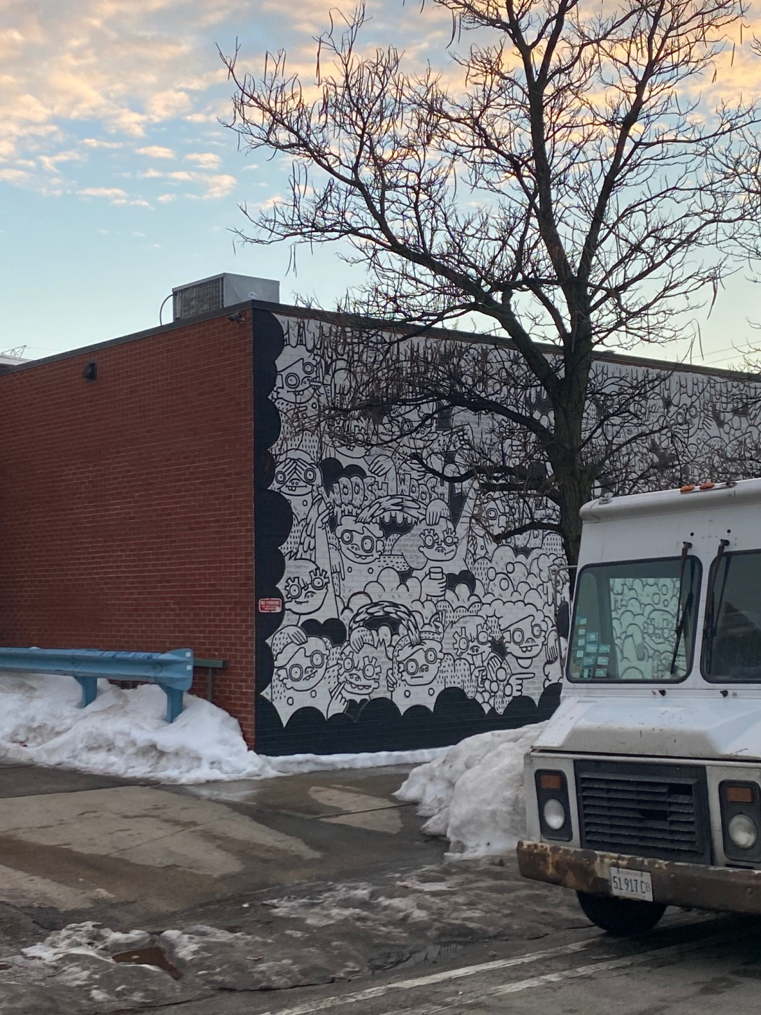 Delivering art to Chicago