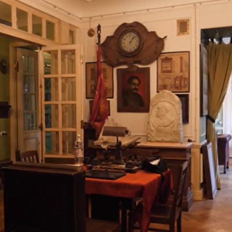 The Museum of Soviet Propaganda in St. Petersburg Apartment