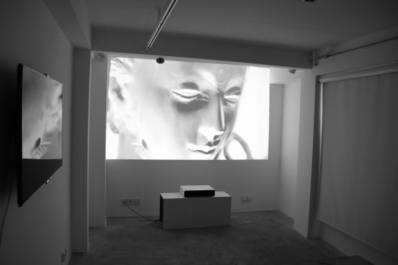 Sublimation: Dynamic Video Art by Reza Famori