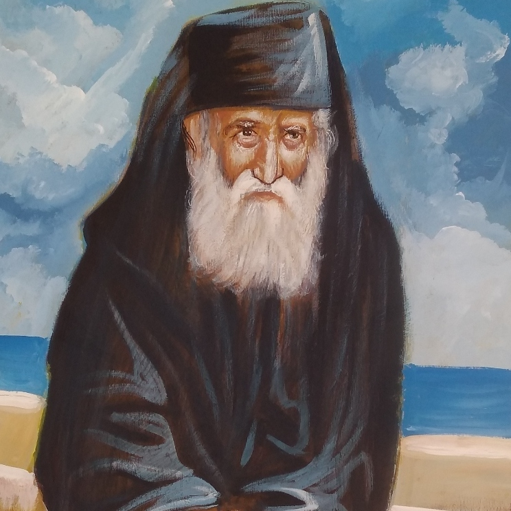 Religious Art by the Inspired Greek Artist Andreas Piperidis