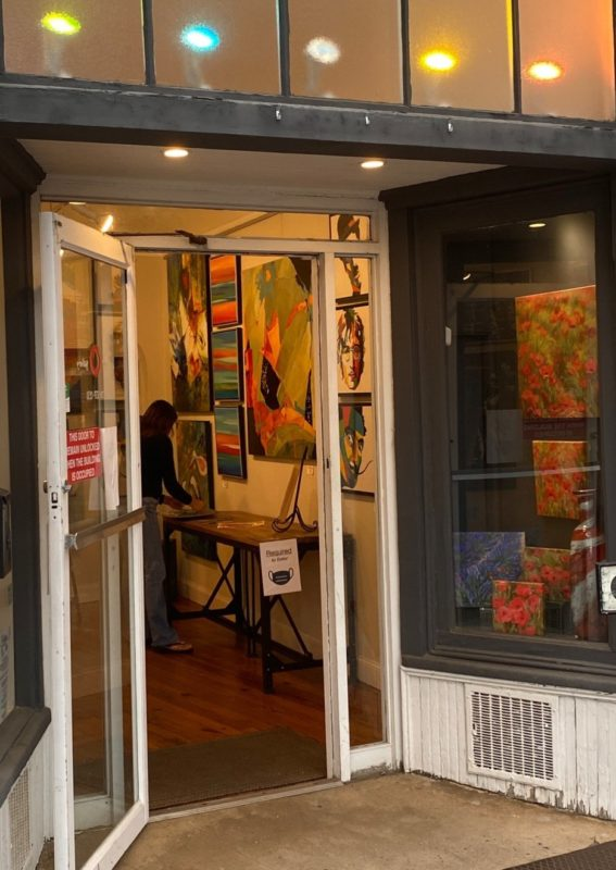 The Amazing O Gallery in Norcross, GA