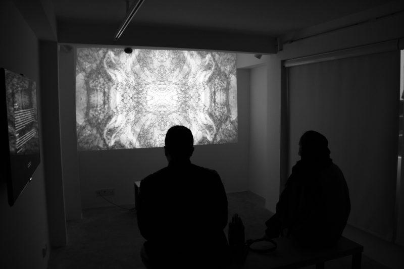 Merkabah's Mysticism in Video Art by Mohammad Ali Famori