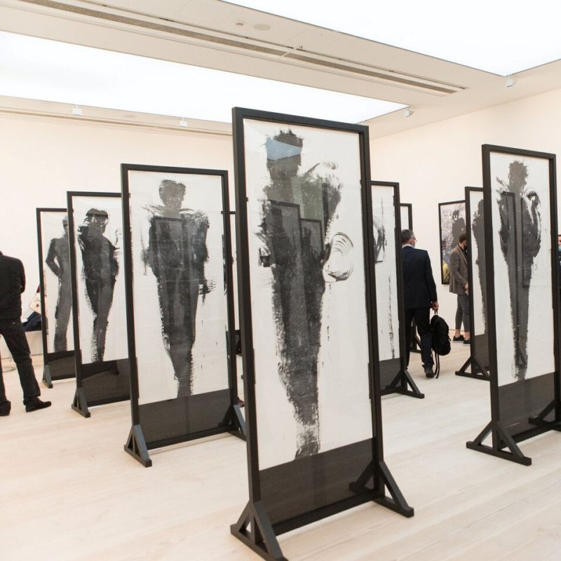 Woodbury House – The Most Dynamic Art House in London