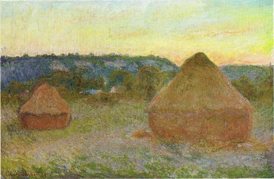 Monet Landscapes