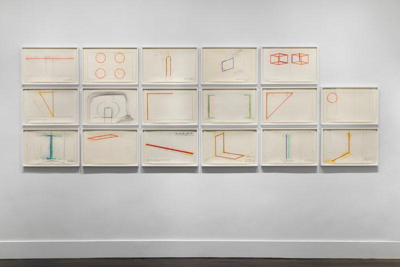 Stephen Antonakos's Project Drawings