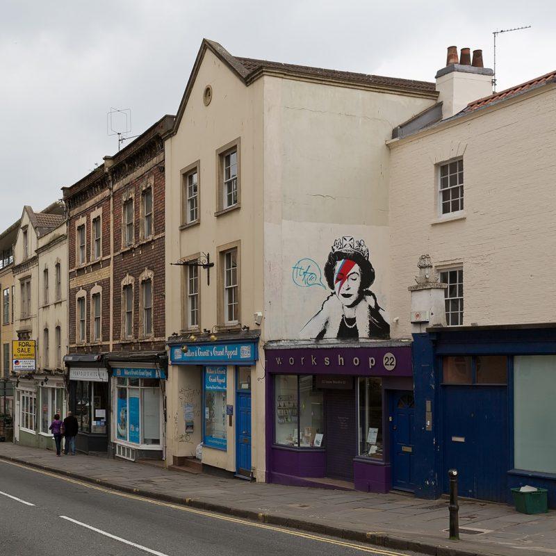 Banksy Famous Art