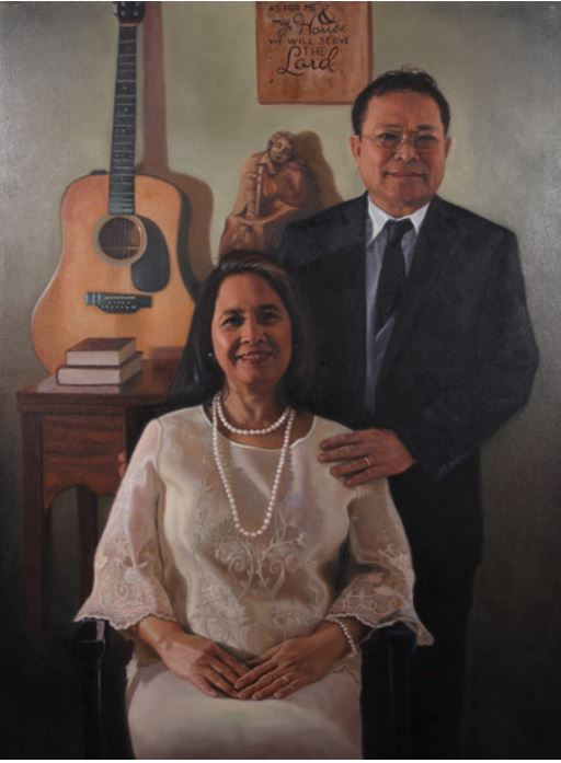Realistic Portraits by Garry Watin