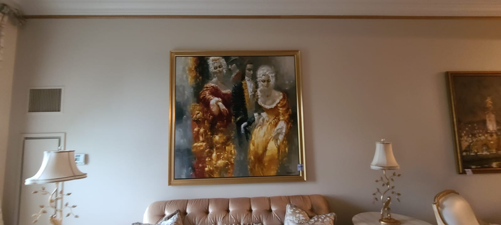 Fine art moving services in New York