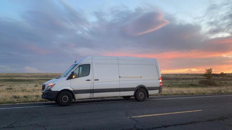 Fine Art Shippers art shuttle in New Mexico