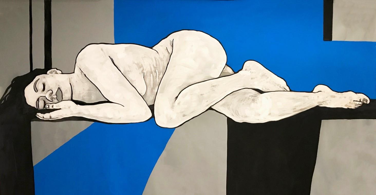 Anastasiia Usenko, a Successful Ukrainian Artist