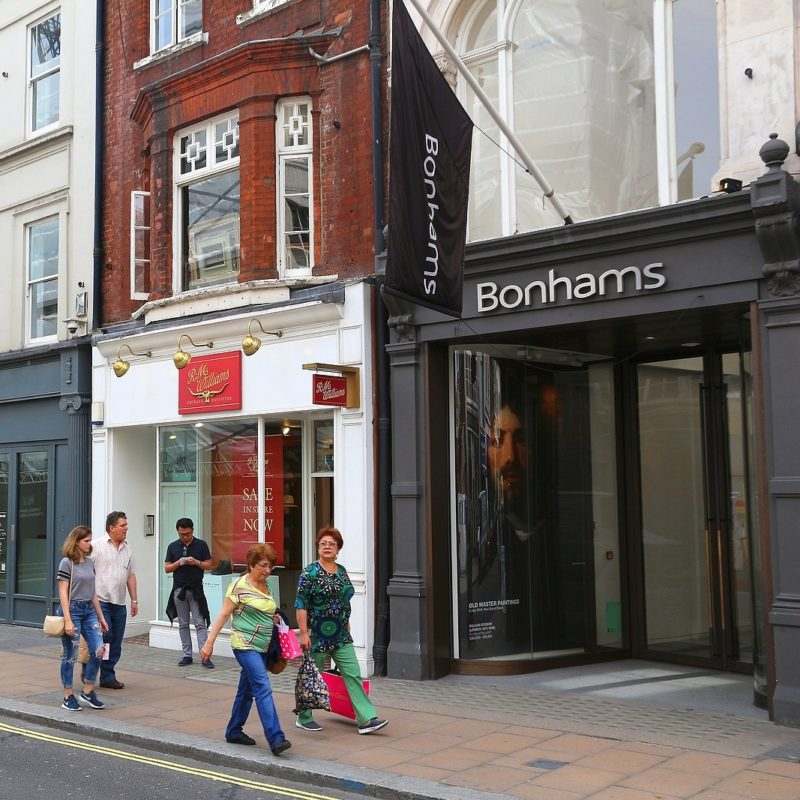 Bonhams – One of the World's Best Auctioneers of Art and Antiques