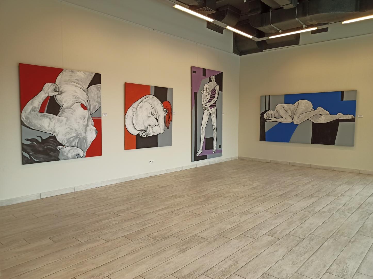 "Museum-Quality Fine Art at the Ukrainian Art Gallery ""Manufactura"""