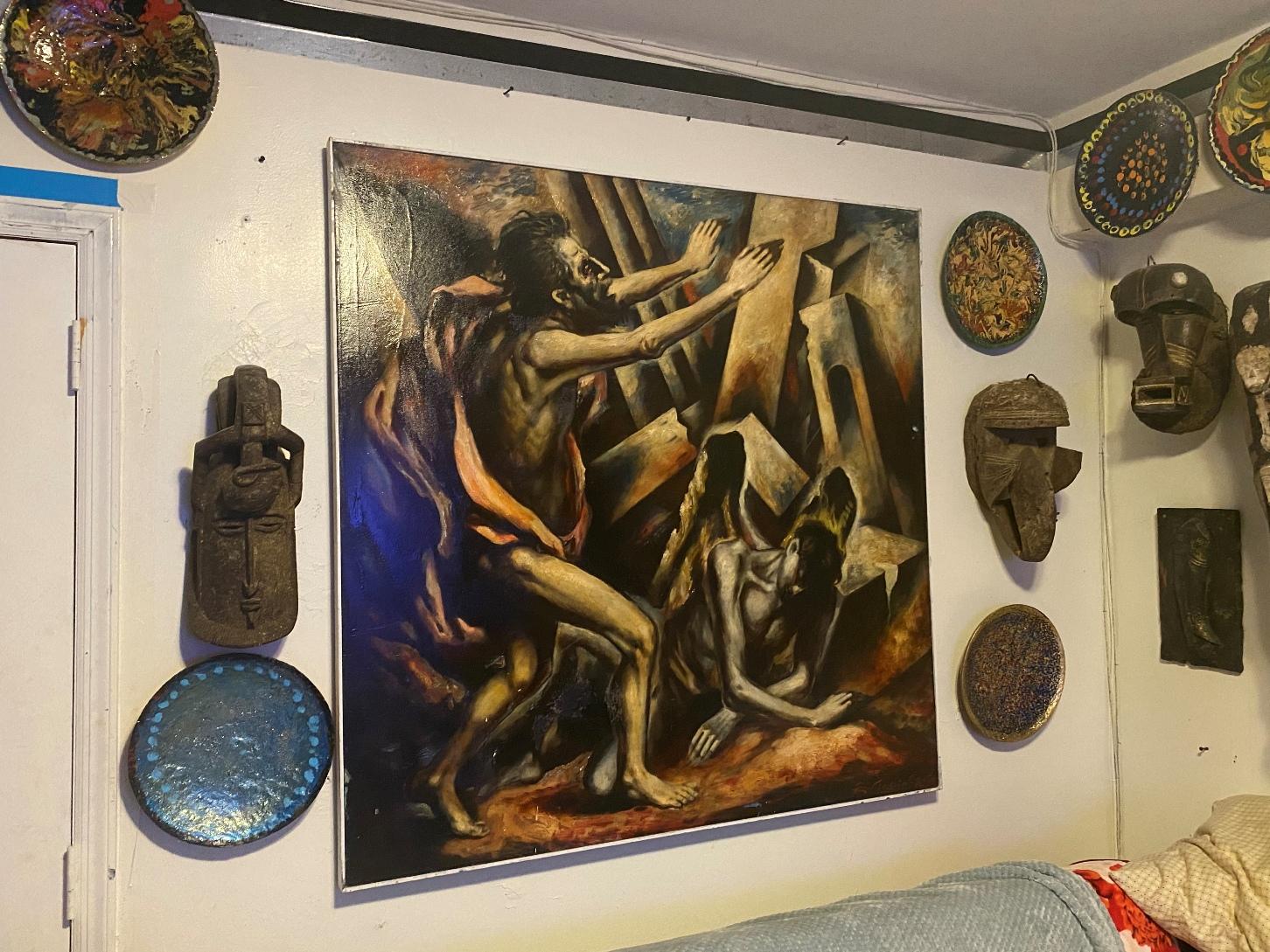 Mikhail Zvyagin art studio