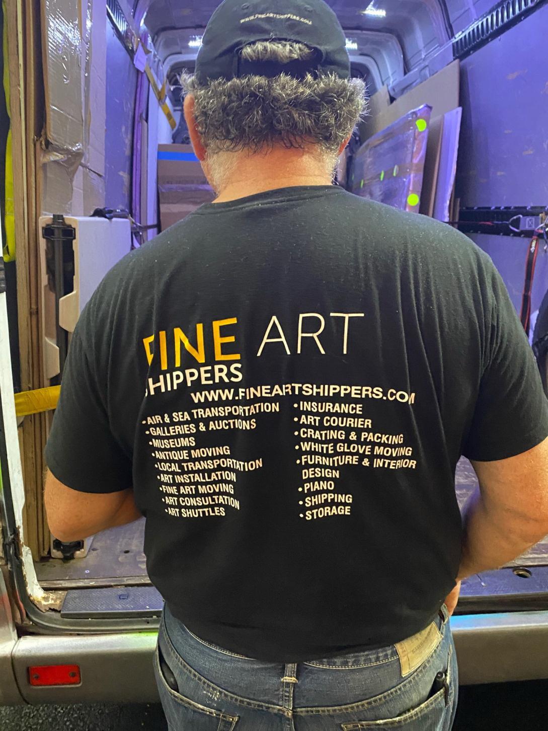 Art shuttle services