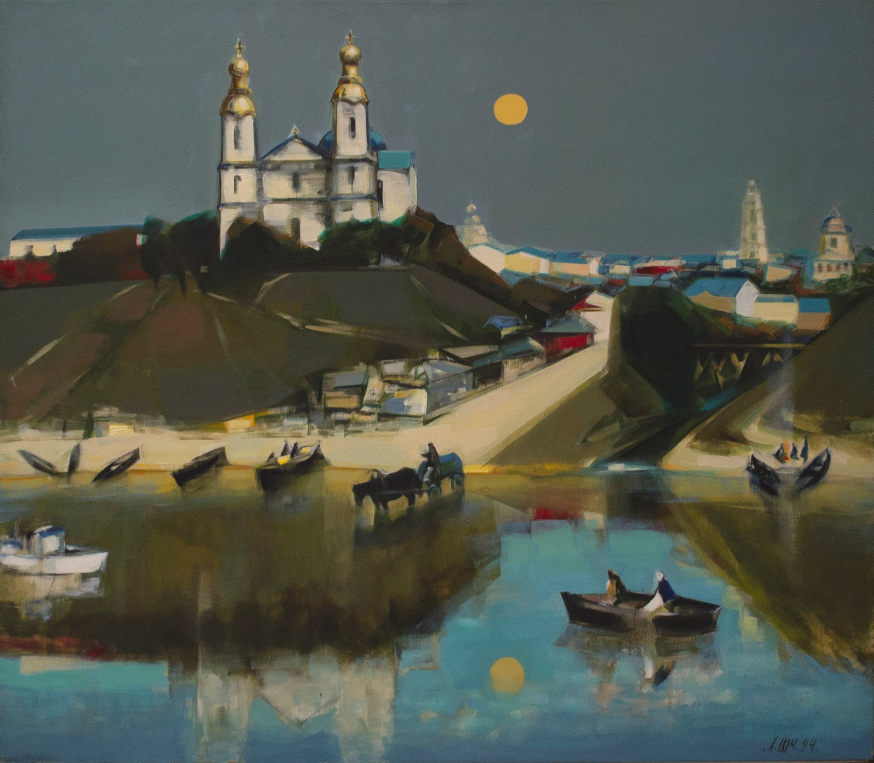 Art Exhibitions at the Museum of Russian Art