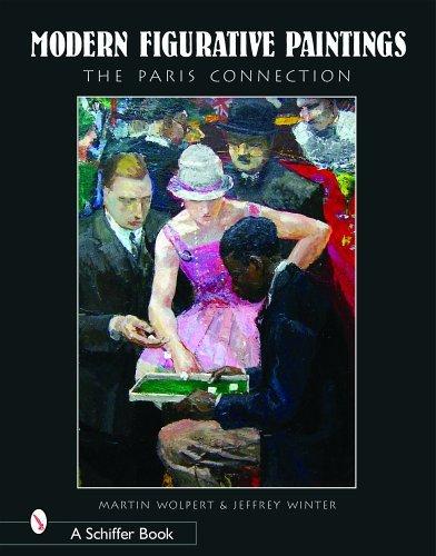 Modern Figurative Paintings: The Paris Connection