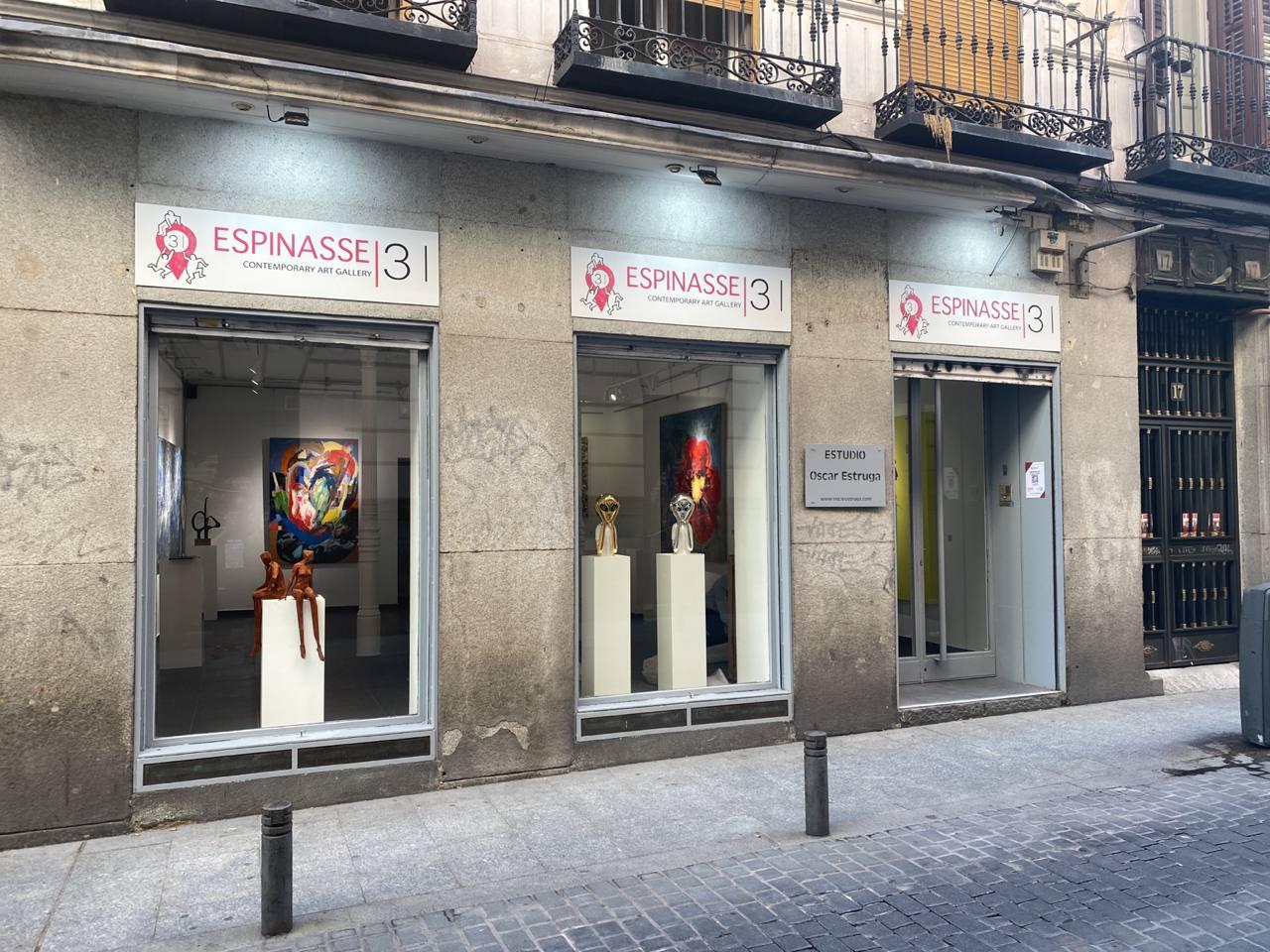 Contemporary Art in Madrid