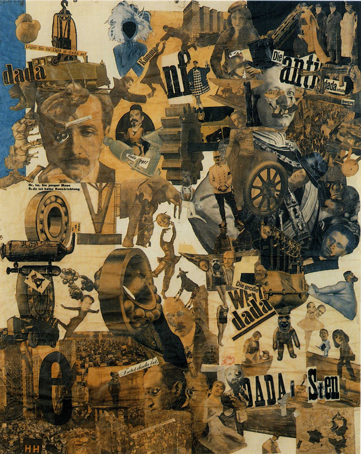 Famous Dada Art Pieces