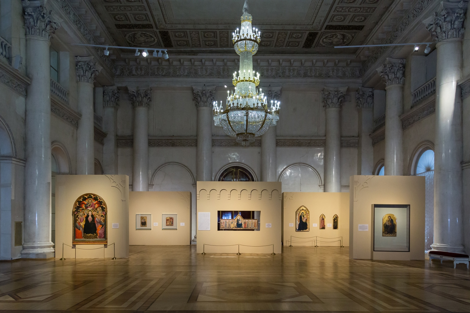 Masterpieces from the Galleria Nazionale dell'Umbria at the Hermitage