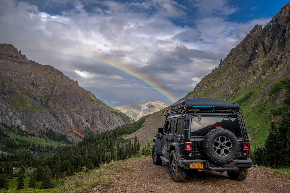 Lawrence Leyderman, an Overlanding Photographer Who Lives on the Road
