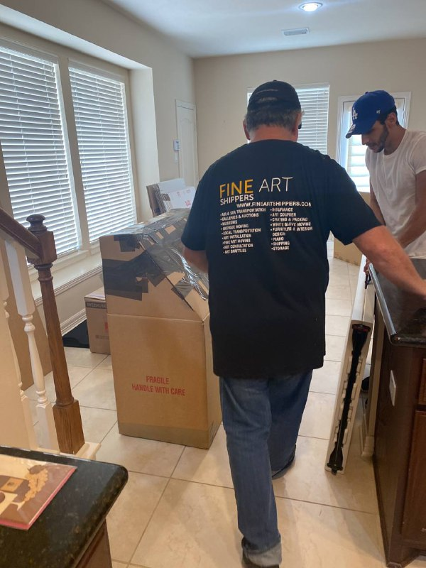 Superb Moving Services in Houston, Texas